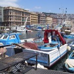 ナポリの港