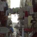 ナポリのスペイン人地区