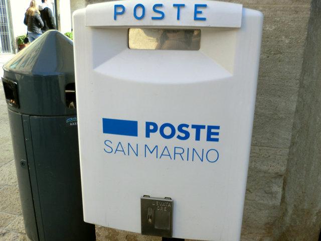 サン・マリノのポスト