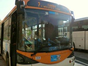 ウルビーノ7番バス