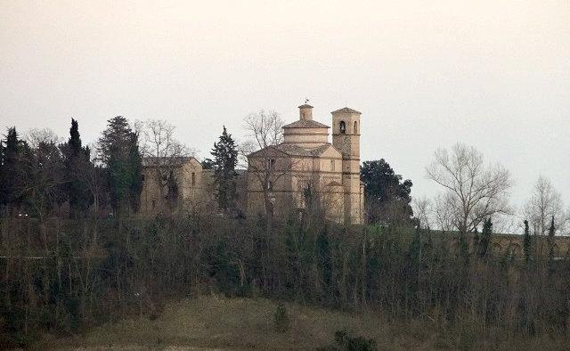 ウルビーノのサン・ベルナルディーノ教会