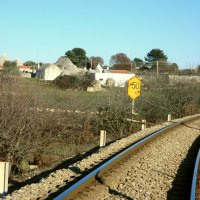 アルベロベッロの線路