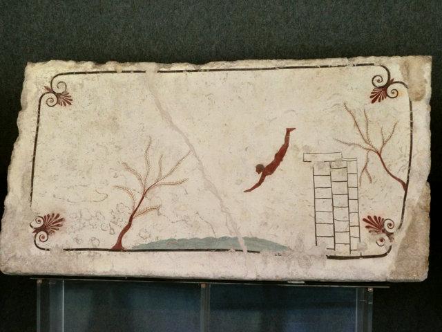 パエストゥム国立考古学博物館