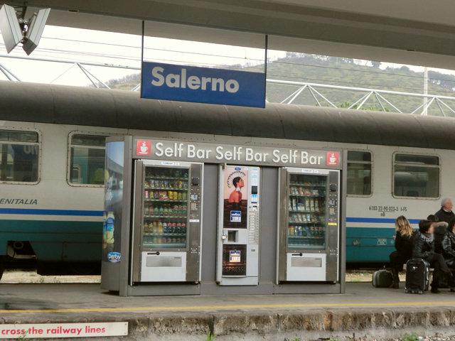 サレルノ駅