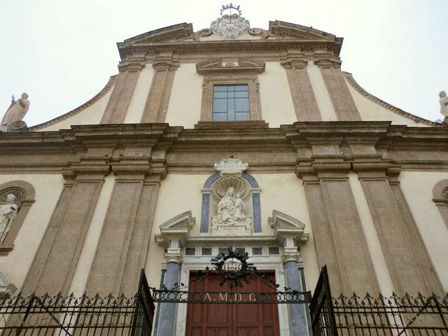 パレルモのジェズ教会