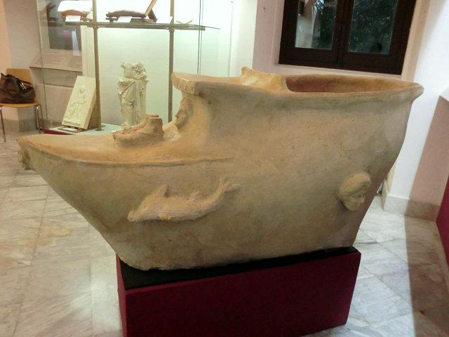 パレルモ考古学博物館
