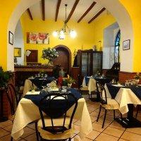 リパリ島のレストラン