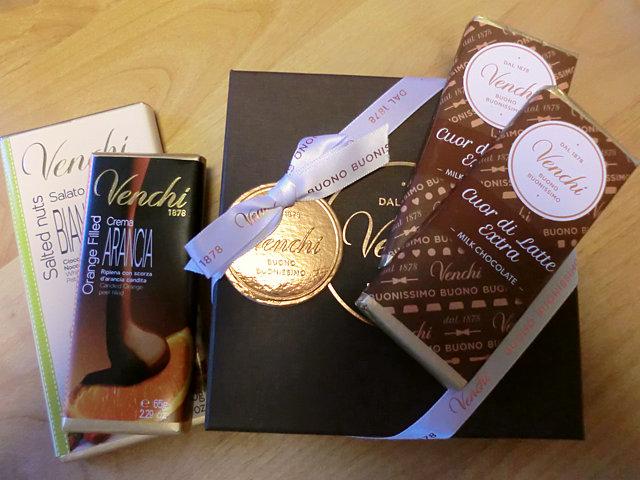 イタリアのチョコレート