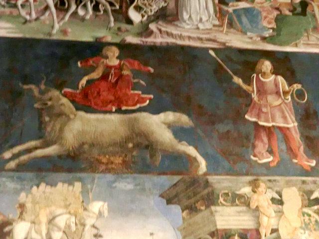 フェラーラのスキファノイア宮殿