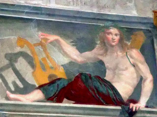ローマ ファルネジーナ荘