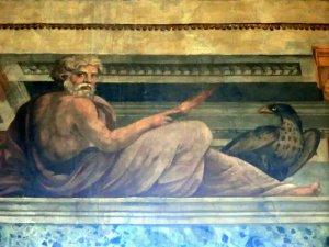 ローマ ファルジネーナ荘