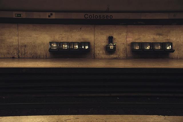 ローマの地下鉄