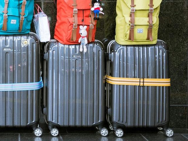 スーツケースベルト