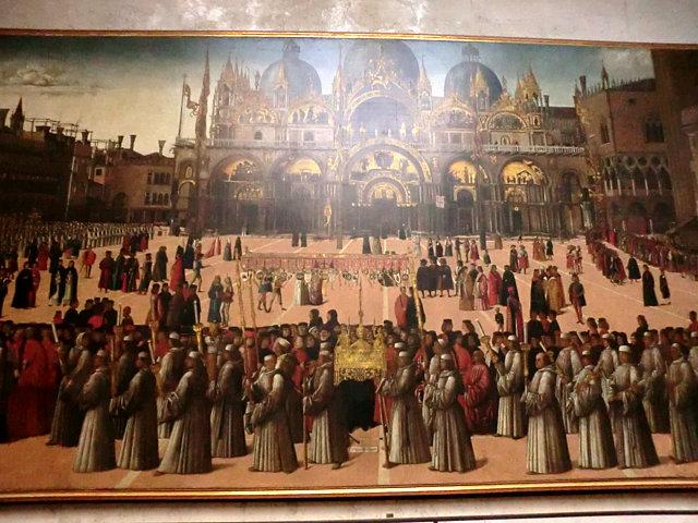 ヴェネツイア アカデミア美術館