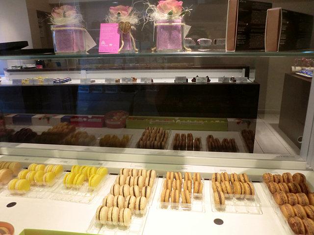 ボルツァーノのケーキ屋