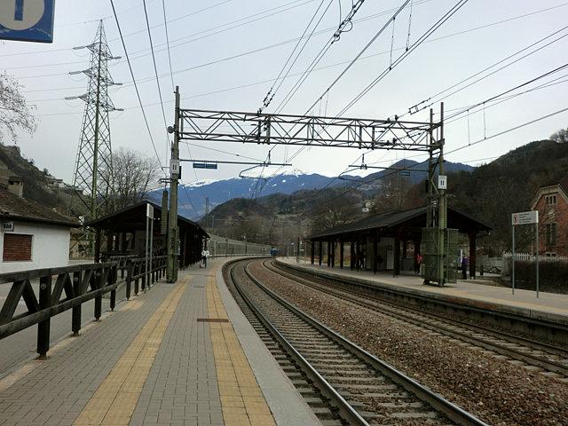キウーザ駅