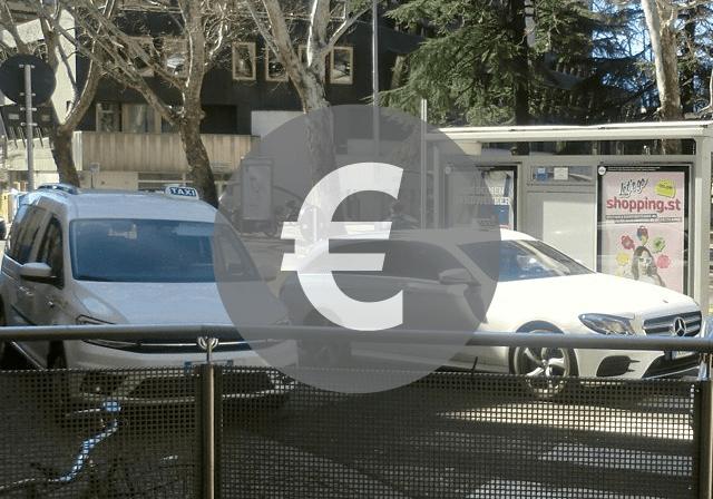 イタリアのタクシーの値段