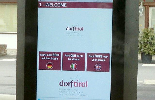 dorftirolの表記