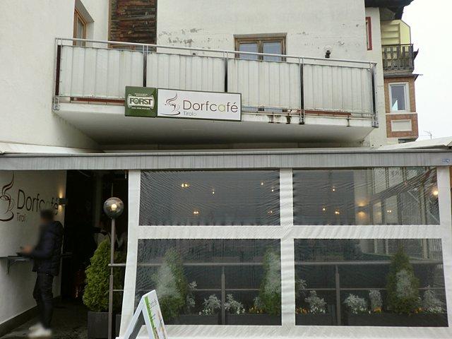 ティローロのドルフカフェ