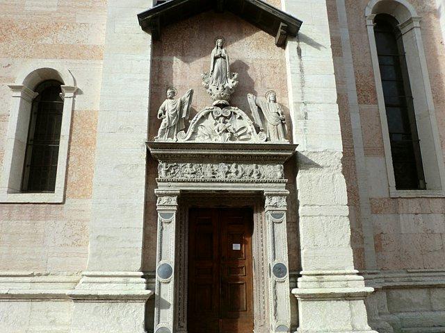 トレントのサンタ・マリア・マッジョーレ教会