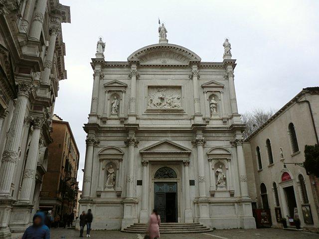 ヴェネツィアのサン・ロッコ