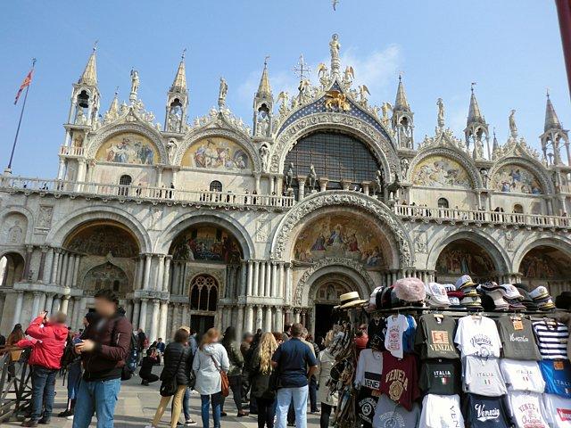 ヴェネツィアサン・マルコ寺院
