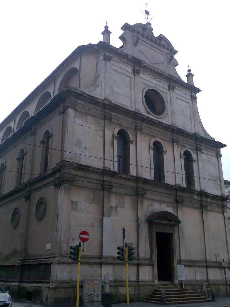 聖マウリツィオ教会 ミラノ
