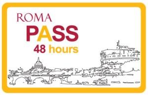 Roma pass 48