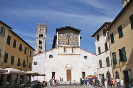 San Frediano i Lucca
