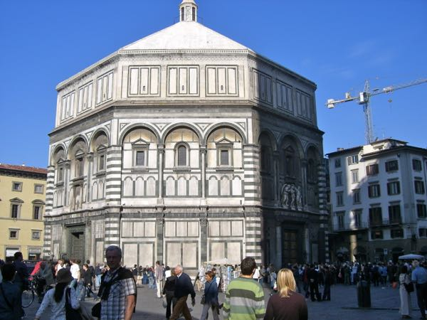 Battistero San Giovanni i Firenze