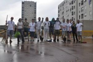 Periferia Action Gruppenbild