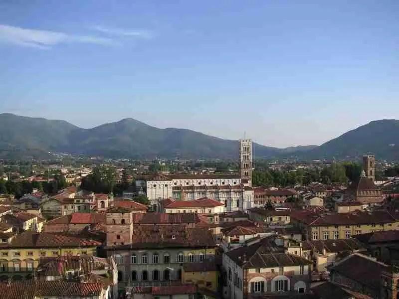 Five Favorites: Lucca