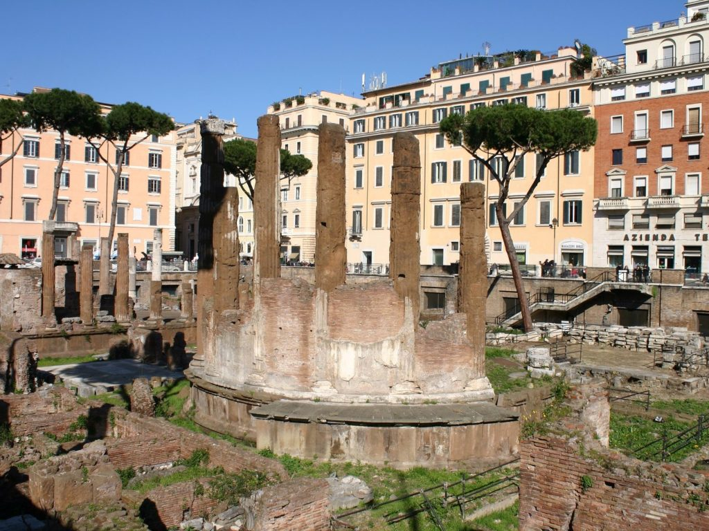 Bulgari to Fund Torre Argentina Restoration in Rome