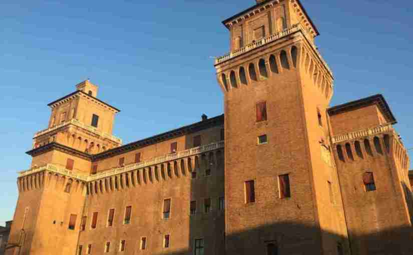 Finally Ferrara: Postcard From a City That Called Me Back