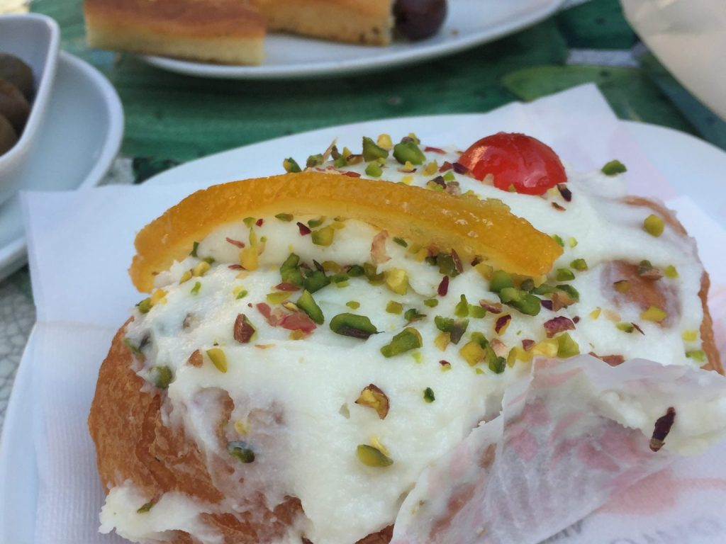 A List of What I Ate in Palermo