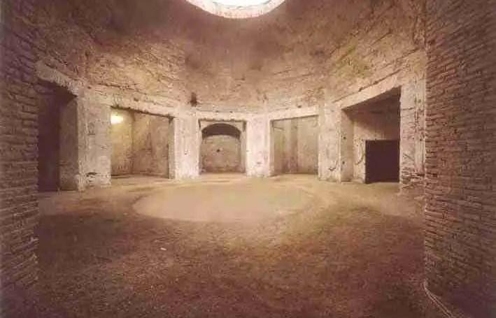 Domus Aurea, Sala Ottagona