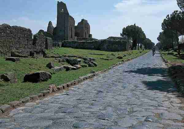 What's Old Is New Again: Rome's Via Appia Antica