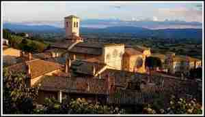 The Hill Towns of Umbria
