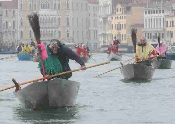 Regata delle Befana, Venice