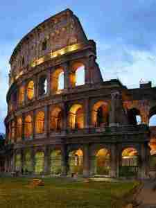 The Colosseum is one of more than 40 places where you can use the Roma Pass