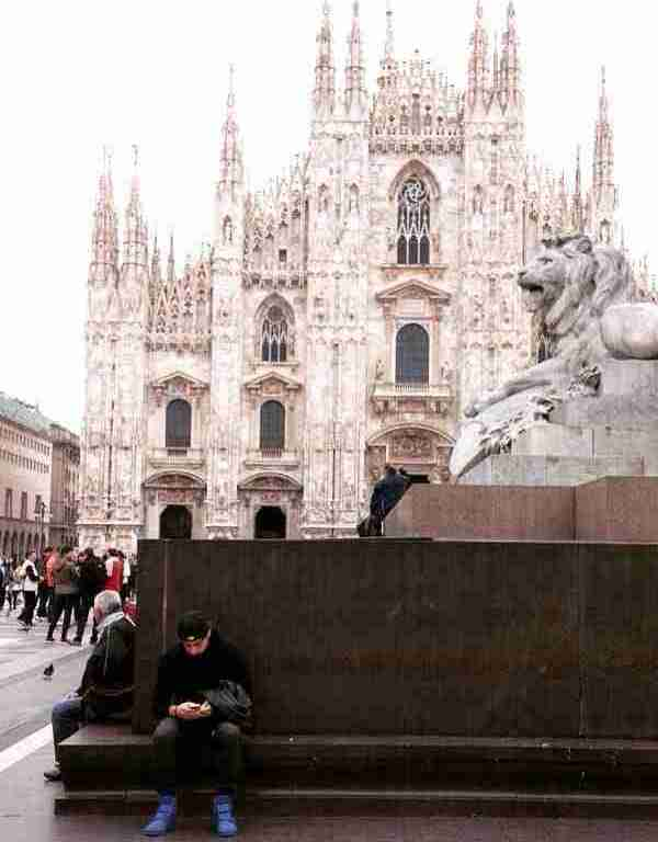 The Milano Duomo, Inside and Out
