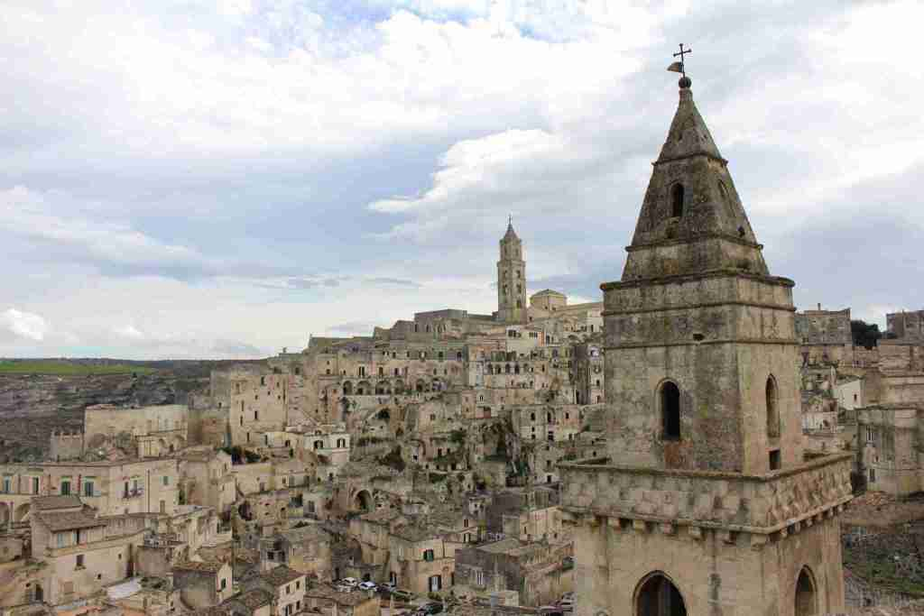Matera, a UNESCO World Heritage Site in Italy