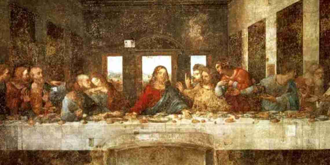 Leonardo da Vinci's The Last Supper