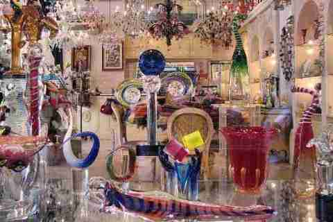 Murano Glass Shop