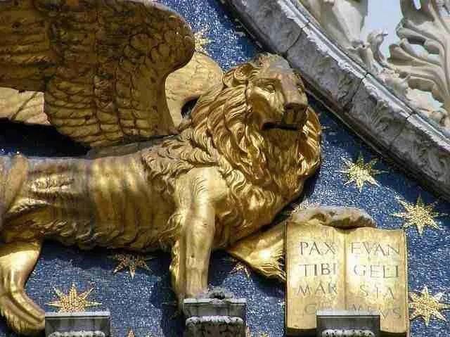 Venice Lion