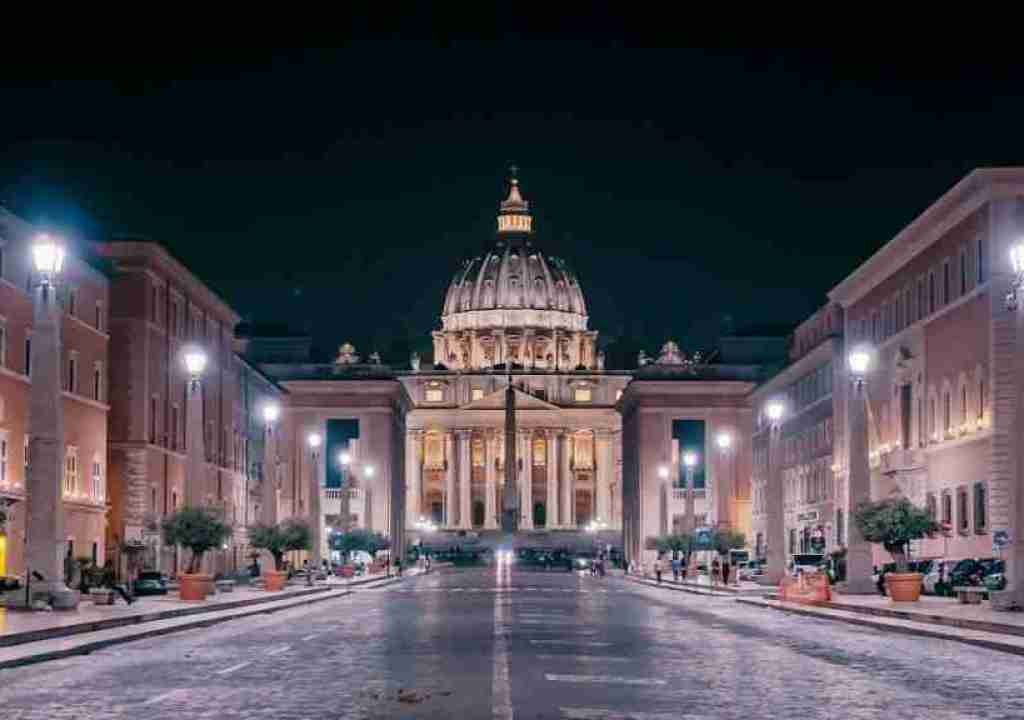 Video: Living in Rome