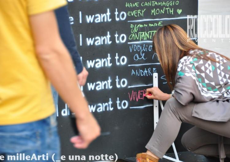 Prendi l'arte e mettila… a Vicenza