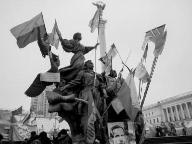 Maydan protest