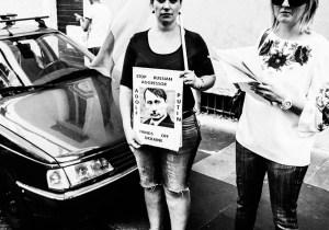No Putin day a Roma
