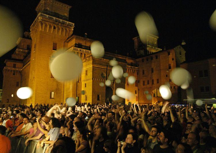 """""""Ferrara Sotto Le Stelle"""" Festival"""